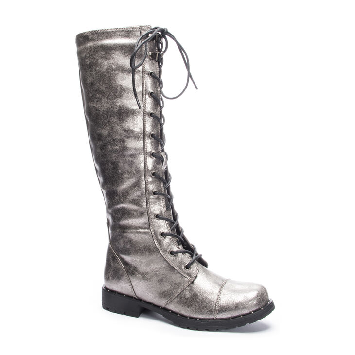 Chinese Laundry Roset Boots in Grey