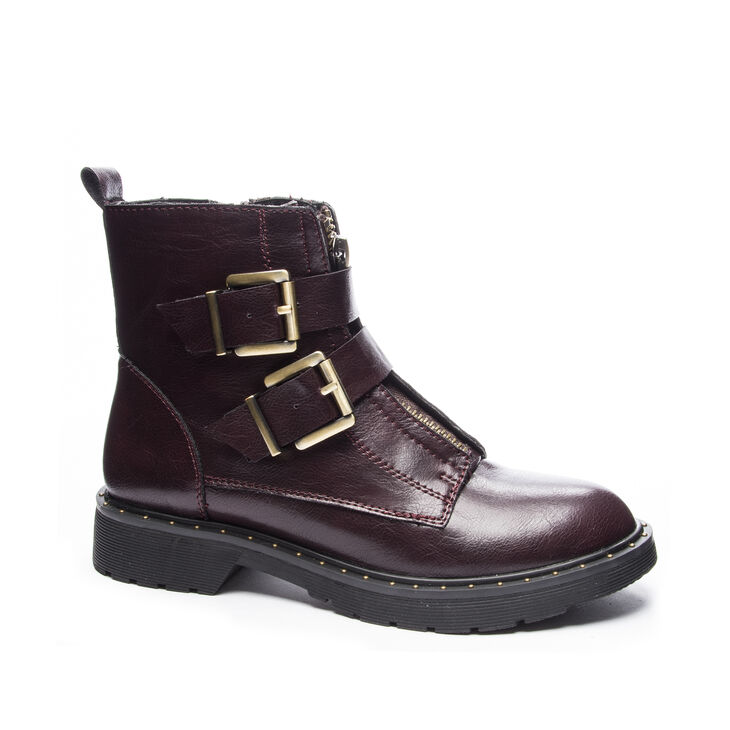 Chinese Laundry Joplin Boots in Oxblood