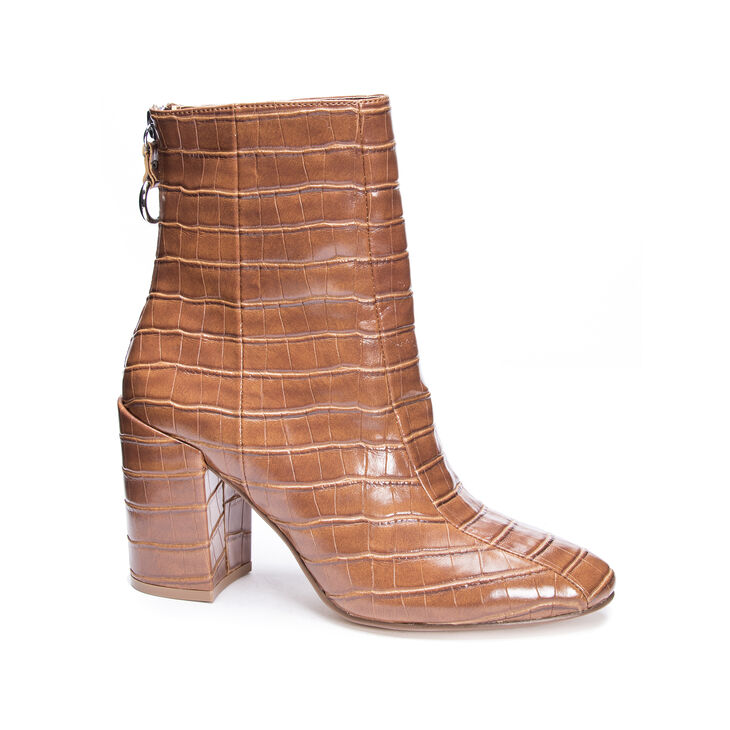 Chinese Laundry Katarina Boots in Cognac