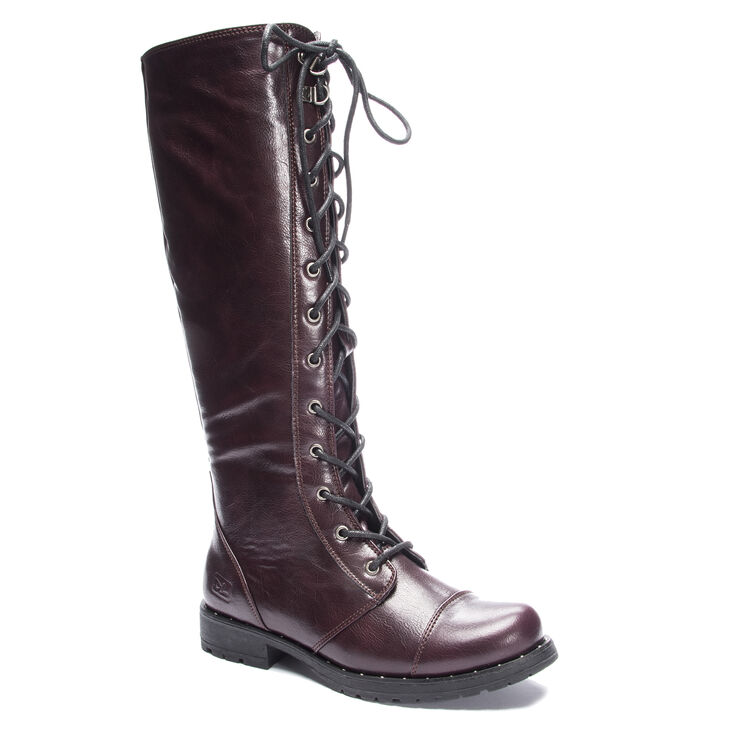 Chinese Laundry Roset Boots in Oxblood