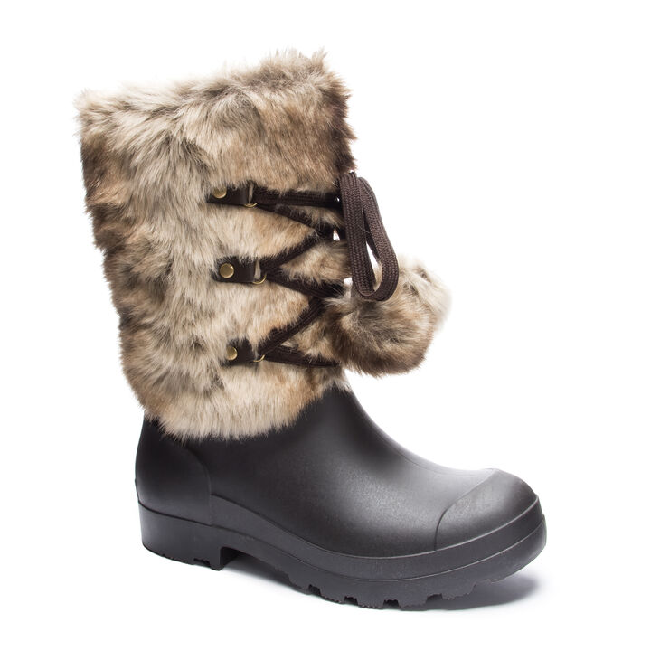 Chinese Laundry Polar Cap Boots in Brown