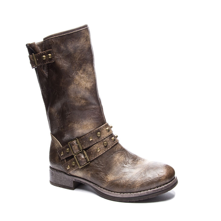 Chinese Laundry Talia Boots in Brown