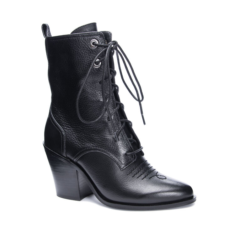 Chinese Laundry Sabrina Boots in Black