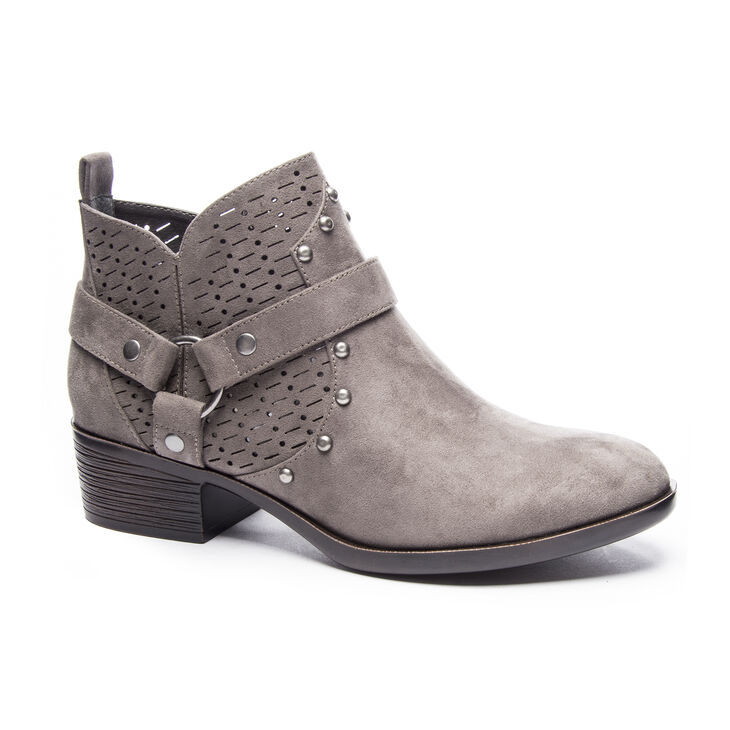 Chinese Laundry Wyatt Boots in Slate