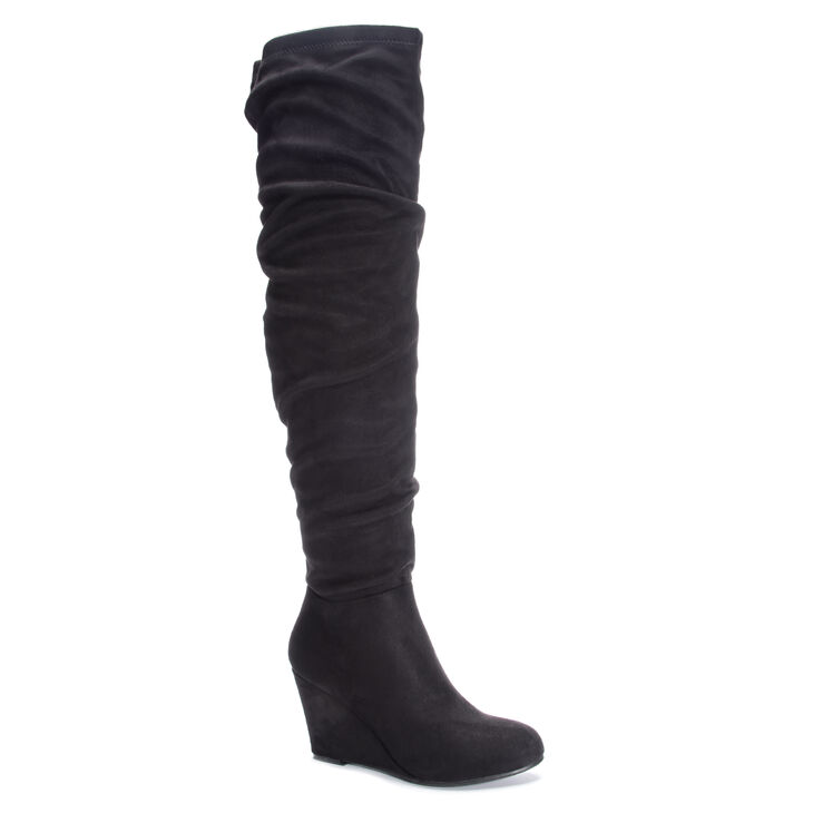 Chinese Laundry Uma Boots in Black