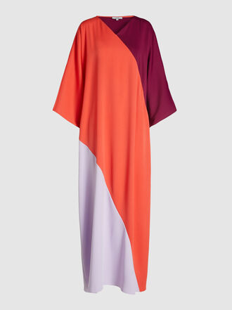 LAYEUR - Carson Colour Block Kaftan