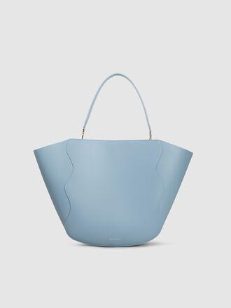 Mansur Gavriel - Ocean Leather Tote Bag