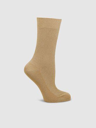 Maria La Rosa - Lurex Ankle Socks