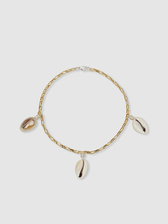 WALD Berlin - Just a Friend Shell Anklet