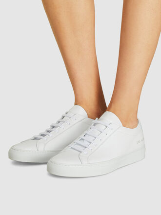 Common Projects - Original Achilles Leather Low Trainer