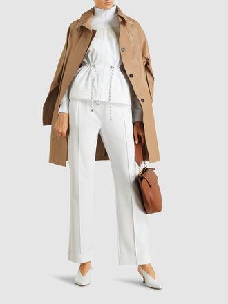 Baum und Pferdgarten - Jeanette Drawstring Jersey Zipped Top