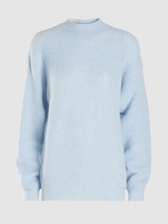 NANUSHKA - Oversized Crewneck Mohair Sweater