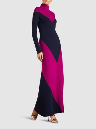 LAYEUR - Maria Ribbed-Knit Maxi Dress