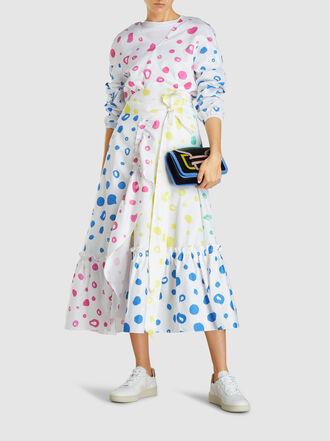 Pierre Hardy - Multi Colour Pastel Trim Shoulder Bag