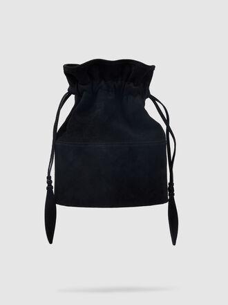 HUNTING SEASON - Large Lola Suede Bag