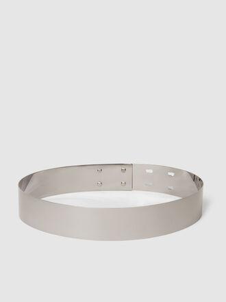 SAFiYAA - Brass Gunmetal Waist Belt