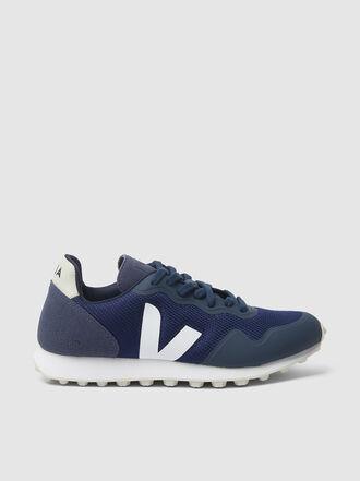VEJA - SDU RT Navy Mesh Sneakers