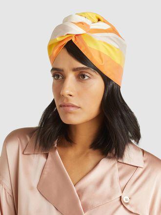 Taller Marmo - La Cabeza Striped Turban