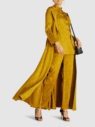 LAYEUR - Watson Viscose-Blend Coat Dress