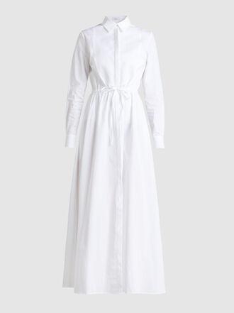 Racil - Antibes Cotton Midi Shirt Dress