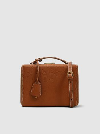 MARK CROSS - Grace Small Leather Box Bag