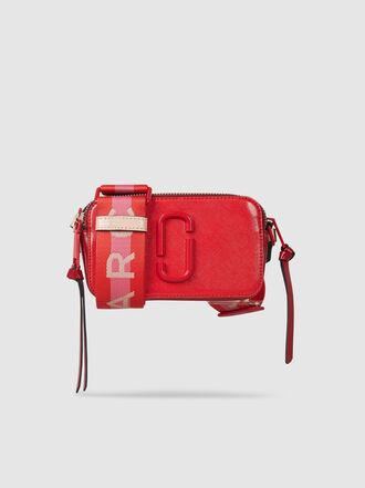 Marc Jacobs - Snapshot Leather Shoulder Bag