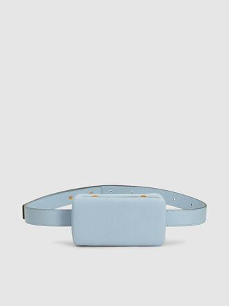 LUTZ MORRIS - Evan Calf Leather Belt Bag
