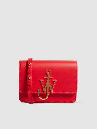 JW Anderson - Mini Logo Leather Clutch