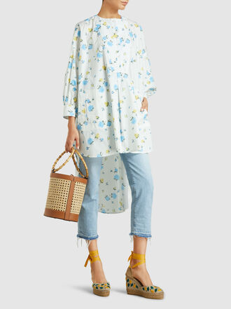 Golden Goose Deluxe Brand - Winona Floral Cotton Shirt