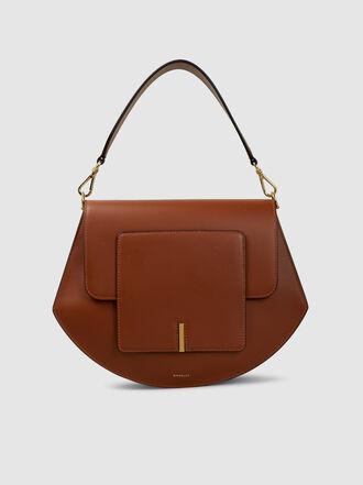 WANDLER - Al Leather Shoulder Bag