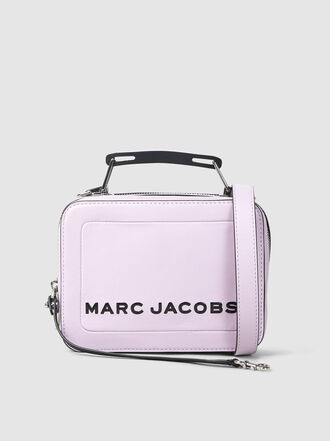 Marc Jacobs - The Box Leather Shoulder Bag