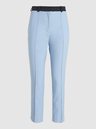 Racil - Palm Beach Wool Tapered Trousers