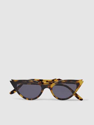 Illesteva - Isabella Tortoiseshell Cat Eye Sunglasses