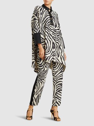 LAYEUR - Anna Mary Tapered Track Trousers