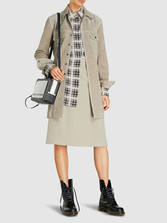 Marc Jacobs - The Box Leather Shoulder Bag
