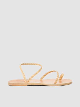 Ancient Greek Sandals - Eleftheria Nappa Leather Sandals