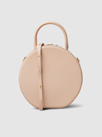 Mansur Gavriel - Circle Leather Crossbody Bag