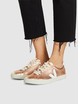 VEJA - Esplar Rose Gold Sneakers