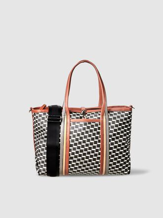 Pierre Hardy - Polycube Canvas Tote Bag