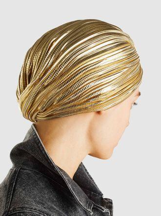 Dima Ayad - Gold Turban
