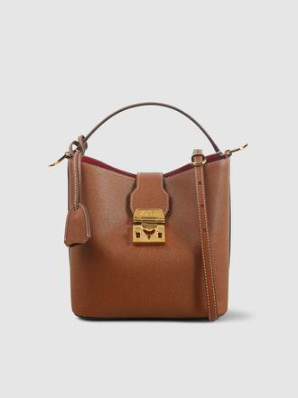 MARK CROSS - Murphy Leather Bucket Bag