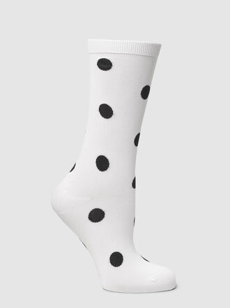 Ganni - Polka Dot Socks