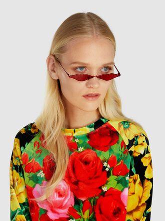 Roberi & Fraud - RF X KNC Acetate Lips Sunglasses