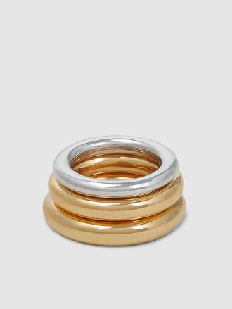 CHARLOTTE CHESNAIS - Brahma Three Rings Set