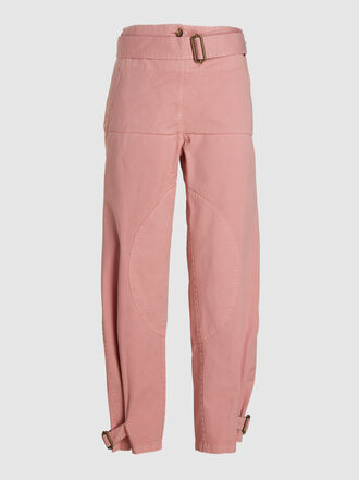 JW Anderson - Fold Front Utility Cotton Trousers