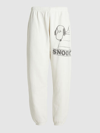 Marc Jacobs - Peanuts X Marc Jacobs Snoopy Cotton Trackpants