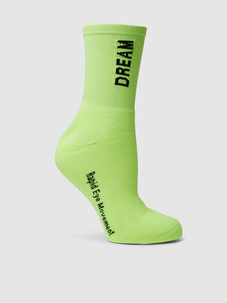 MSGM - 'Dream' Printed Socks