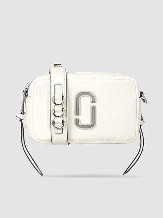 Marc Jacobs - Softshot 21 Leather Shoulder Bag