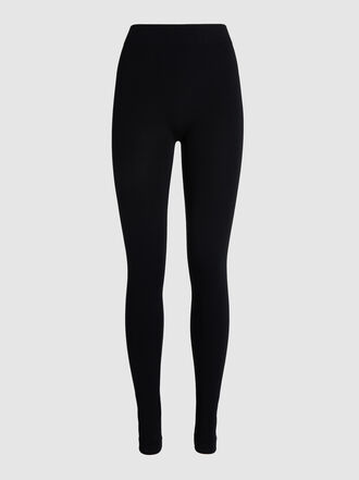 Wolford - Essential Opaque Stretch-Knit Leggings