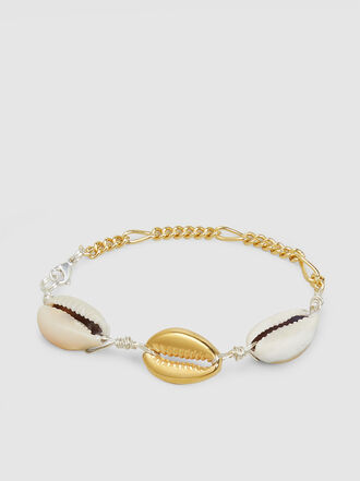 WALD Berlin - Me Myself And I Shell Bracelet